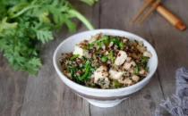 茼蒿藜麦饭的正确做法分享